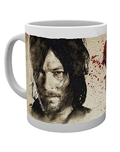 GB Eye Ltd, The Walking Dead, Daryl Needs You, Tasse