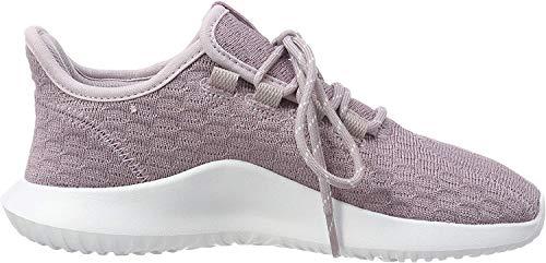 adidas Damen Tubular Shadow W Gymnastikschuhe,Rosa (Soft Vision/Ftwr White/Ftwr White Soft Vision/Ftwr White/Ftwr White),39 1/3 EU