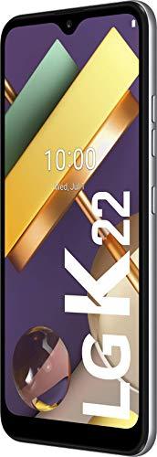 LG K22 - Smartphone 32GB, 2GB RAM, Dual Sim, Titan