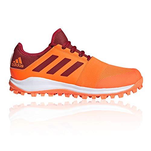 adidas Divox 1.9S Hockey Shoes - AW19-6.5 - Orange