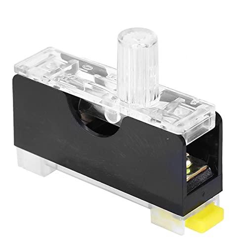 Contenedor de fusibles, fusible seguro de usar estable práctico para portafusibles para mayor seguridad