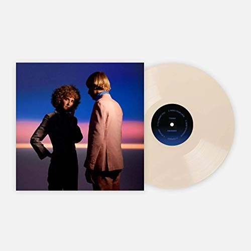Swimmer - Exclusive Limited Edition Bone Colored 180 Gram Vinyl LP (Only 500 Copies Pressed)
