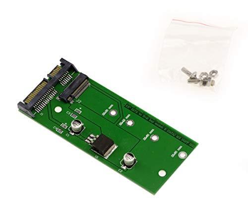 Kalea-Informatique – Adaptador M2 (NGFF) a SATA III para SSD de ...