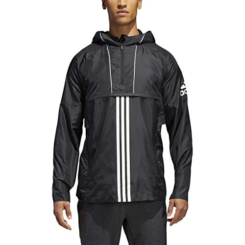 adidas ID Anorak Jacket (Medium) Black