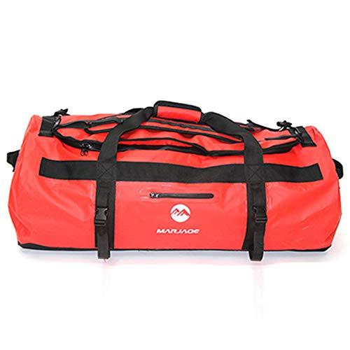 30/60 / 90L PVC Bolsa Impermeable al Aire Libre Bolsa Seca Bolsa de Almacenamiento para Rafting piragüismo Kayak Trekking río natación Bolsa de Viaje