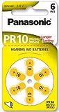 Panasonic PR10 Relais Hörgerätebatterie - PR10...