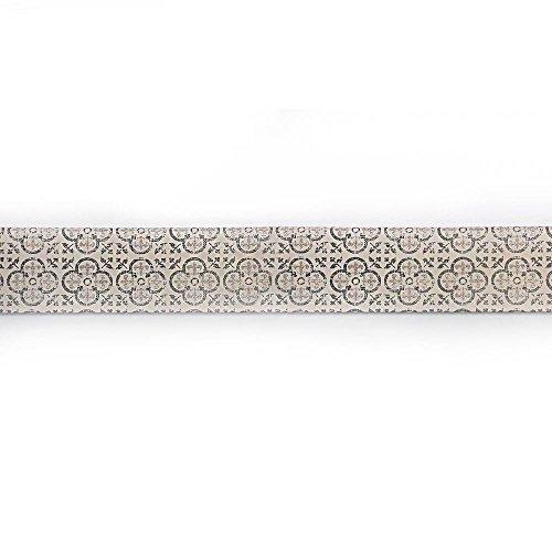 Tarkett Sockelleiste | Retro Black White 60x10x2020 mm