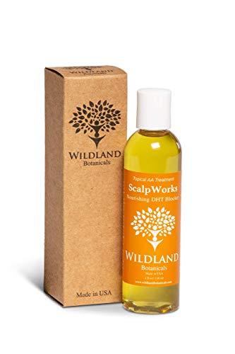 ScalpWorks Nourishing Hair & Scalp Treatment Natural DHT Blocker