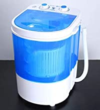 WASHY TALKY Mini Portable Washing Machine 3kg with Dryer Basket
