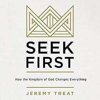 Seek First cover art