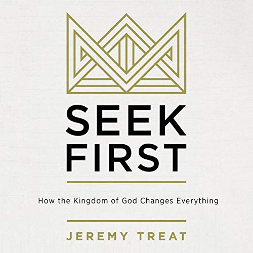 Seek First audiobook cover art