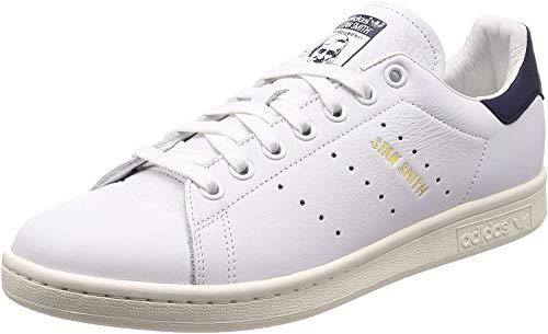 Adidas Originals Stan Smith', Sneaker Basse Homme, Ftwbla/Ftwbla/Tinnob, 42 EU