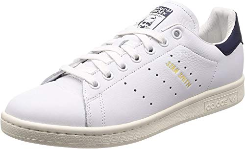 Adidas Stan Smith, Basket Mode Homme, Blanc Ftwbla/Tinnob 000, 43 1/3 EU