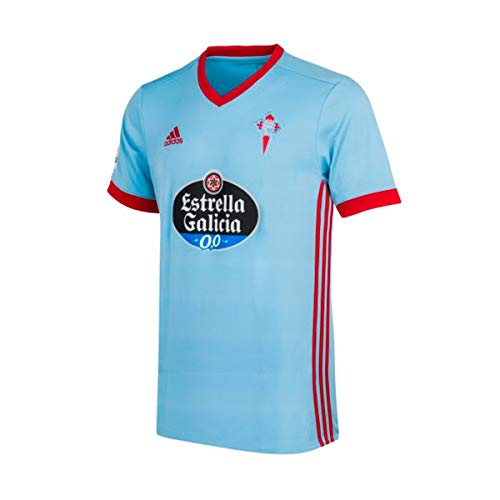 adidas Celta de Vigo Camiseta de Equipación, Niños, Azul (azucla), 116-5/6 años