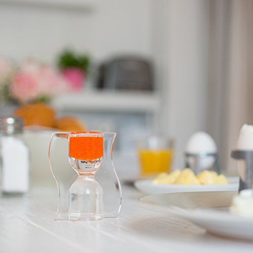 Paradox Egg Timer, Orange, 7,5cm