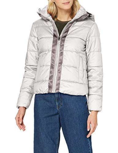 G-STAR RAW Womens Meefic HDD pdd wmn Jacket, cool Grey B958-1295, X-Small