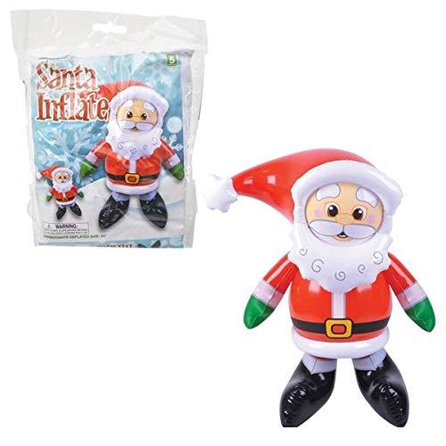 Rhode Island Novelty 24' Santa Claus Inflate