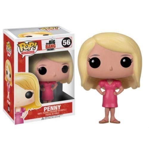 Funko Pop Penny 56 The Big Bang Theory Figure 9 CM Serie TV Kaley Cuoco #1