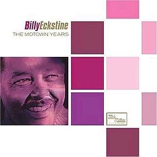 Motown Years by Billy Eckstine