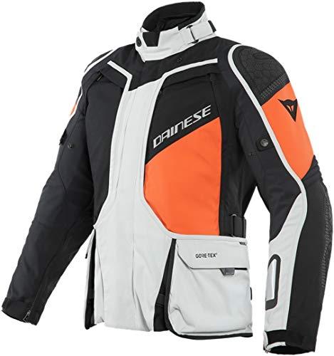 D-Explorer 2 Gore-Tex Jacket (56, Glacier-Gray/Orange/Black)