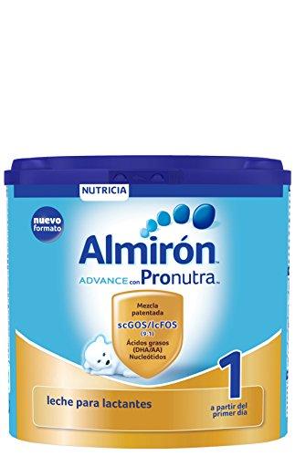 Almirón Advance con Pronutra 1 Leche de inicio en polvo a partir del primer día 400 g