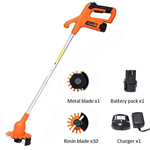 Great Price! ZXYSR 2.0 AH Lithium-Ion Brushless Cordless String Trimmer, 2-in-1 Weed Eater/Lawn Edge...