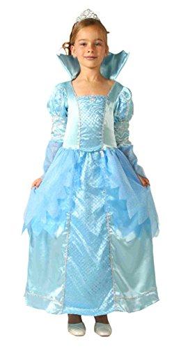 Cesar - F235-002 - Déguisement Pour Enfant - Princesse Des Neiges - 5/7 ans