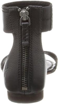Frye Womens Carson Ankle Zip Gladiator Sandal