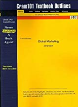 [Studyguide for Global Marketing by Johansson, ISBN 9780072471489] (By: Sonny Johansson) [published: October, 2006]