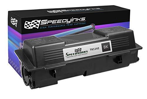 Speedy Inks Compatible Toner Cartridge Replacement for Kyocera-Mita Black TK-1142 (Black)