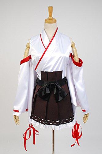 『【cosplaysky】艦隊これくしょん ~艦これ~ 金剛 戦艦 コスプレ衣装 女性XL』の4枚目の画像