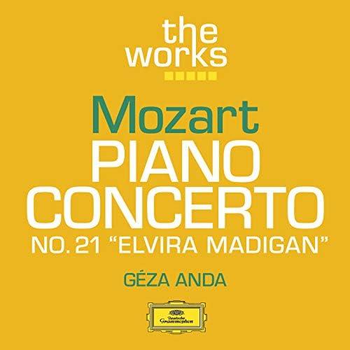 Géza Anda, Camerata Academica des Mozarteums Salzburg & Wolfgang Amadeus Mozart