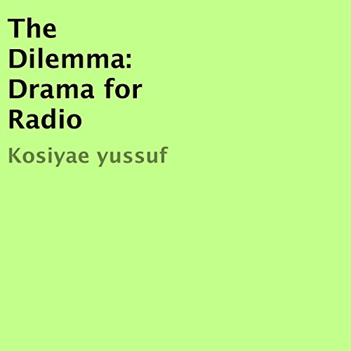 The Dilemma audiobook cover art