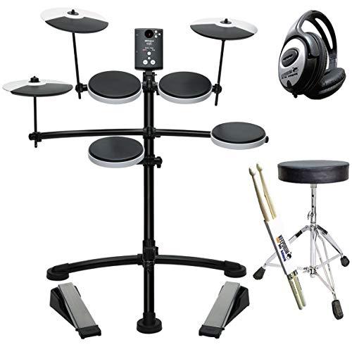 Roland TD-1K E-Drum Schlagzeug + keepdrum Zubehör-Set