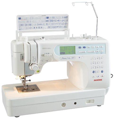 Janome Nähmaschine MC6600P
