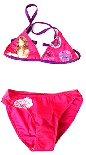Disney Violetta BIKINI in Pink oder Violett (un217) (116, Pink)