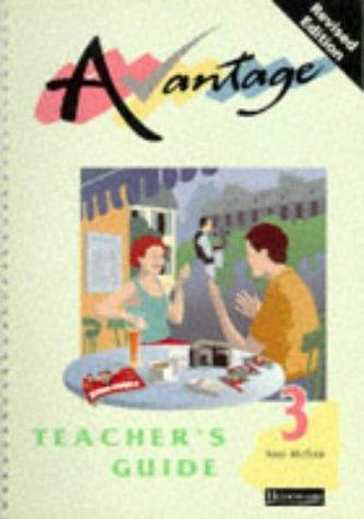 Avantage 3 Teachers Guide New edition
