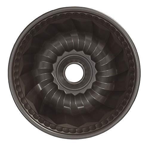 Pyrex 8013123.0 Asimetria Gugelhupf-Backform aus Stahl, 22 cm, braun