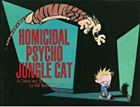 Homicidal Psycho Jungle Cat by Watterson, Bill ( Author ) ON Oct-06-1994, Paperback