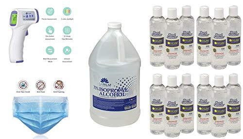 ASA Techmed Kit de désinfection industriel robuste – Idéal pour les entreprises de nettoyage, les écoles, les entrepôts, les banques et les usines – Combo 5