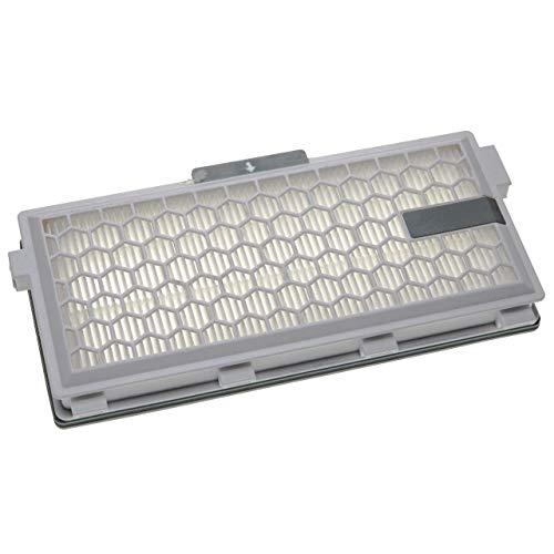 vhbw filtre d'aspirateur compatible avec Miele Compact C1, C2, Complete C2, Complete C3 aspirateur; filtre HEPA d'évacuation, classe HEPA 13