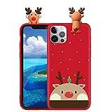 Pnakqil Christmas Case for Xiaomi Redmi S2 (Redmi Y2) 5.99