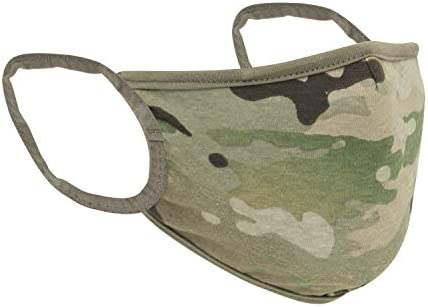 Rothco Reversible Reusable 3 Layer Face Covering MultiCam Coyote S M product image