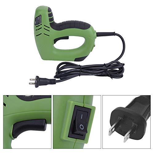 EDtara geschenk voor vrouwen mannen 220 V 1800 W elektrische nietmachine rechte nagel 10-14 mm/U nagel 6-14 mm houtbewerking
