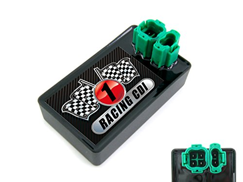 Offene Sport / Tuning CDI Kymco Super 8 50 4 Takt Typ:CK50QT-6