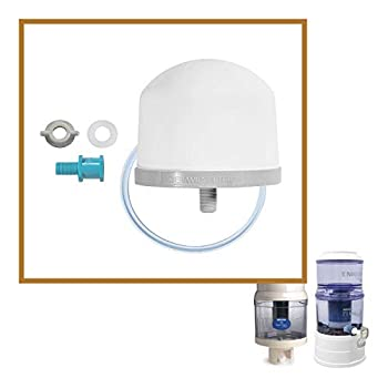 Nikken Aqua Pour 1 Ceramic Pre-Filter 1364 Replacement for Gravity Water Filter Purifier System 1360 PiMag