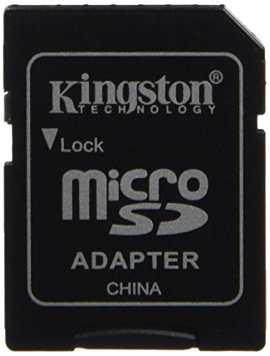 Kdxaudio KIN034380 microSD-kaart met navigatiekaart voor GPS (8 GB)