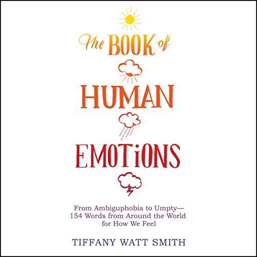 The Book of Human Emotions audiobook cover art