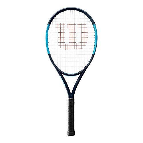 Wilson Ultra 110 Raqueta de Tenis, Unisex Adulto, Azul