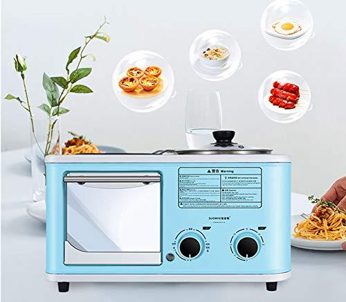 Ontbijt Machine, eierkoker, Multi-Function Electric Oven, Bakken Pan, broodrooster, koekenpan Kookketel, tosti-ijzer, Slow Cooker, yoghurt Maker, rijstkoker